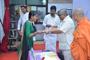 Scholarship Distribution by Sri VijaY sankeshwar