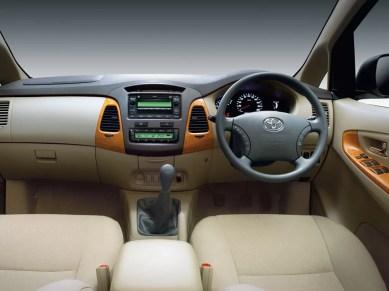 Toyota Innova Taxi