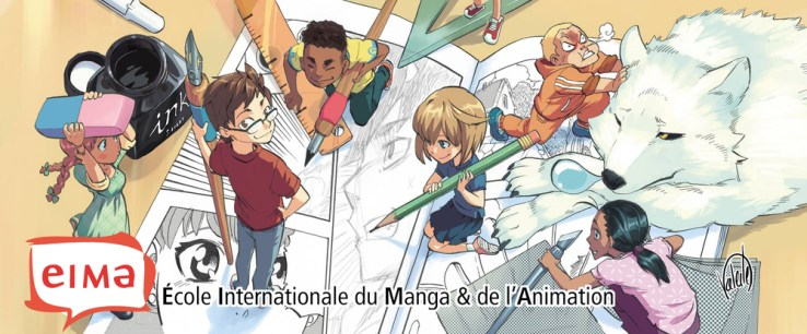 EIMA Ecole International de Manga & de l'Animation