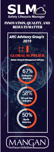 Arc advisory groups #1 global supplier of safety lifecycle management software
