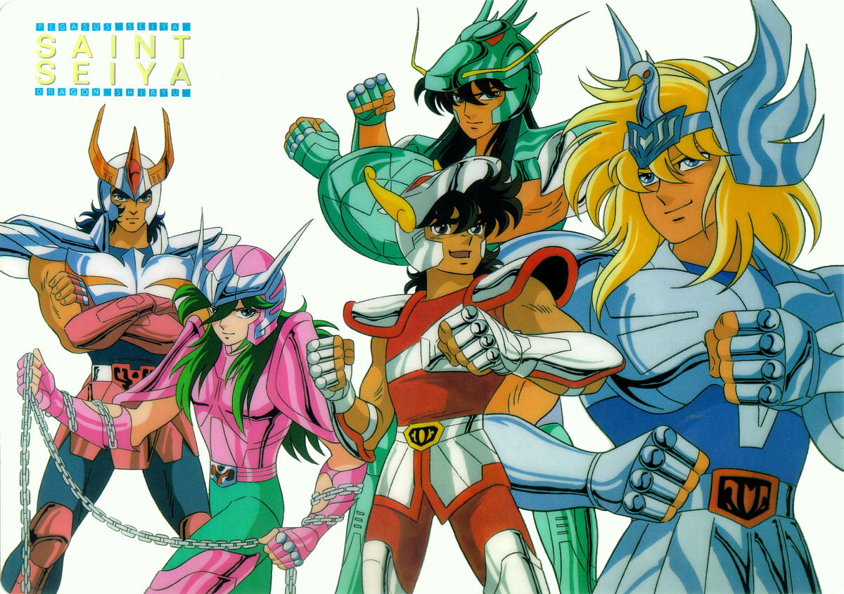 25 Anime Tahun 90 An Yang Melekat Di Hati A Transient Wanderer