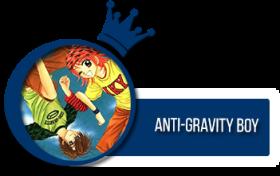 Anti-Gravity Boy