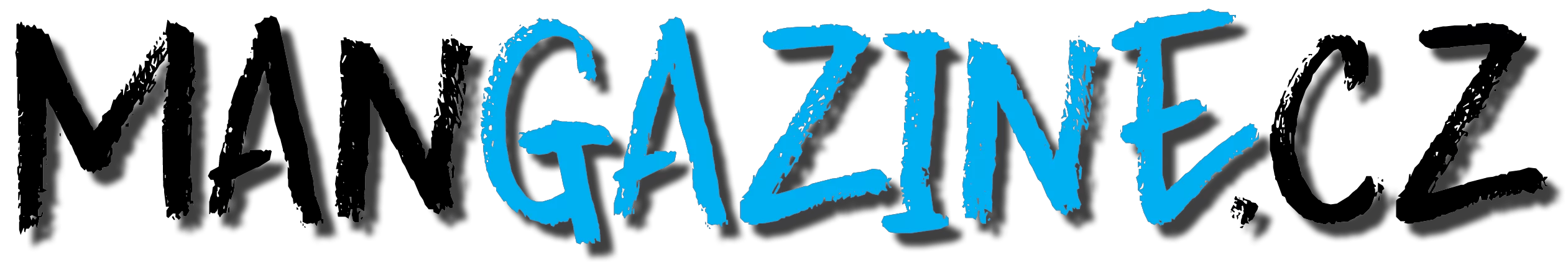mangazine-logo-modra