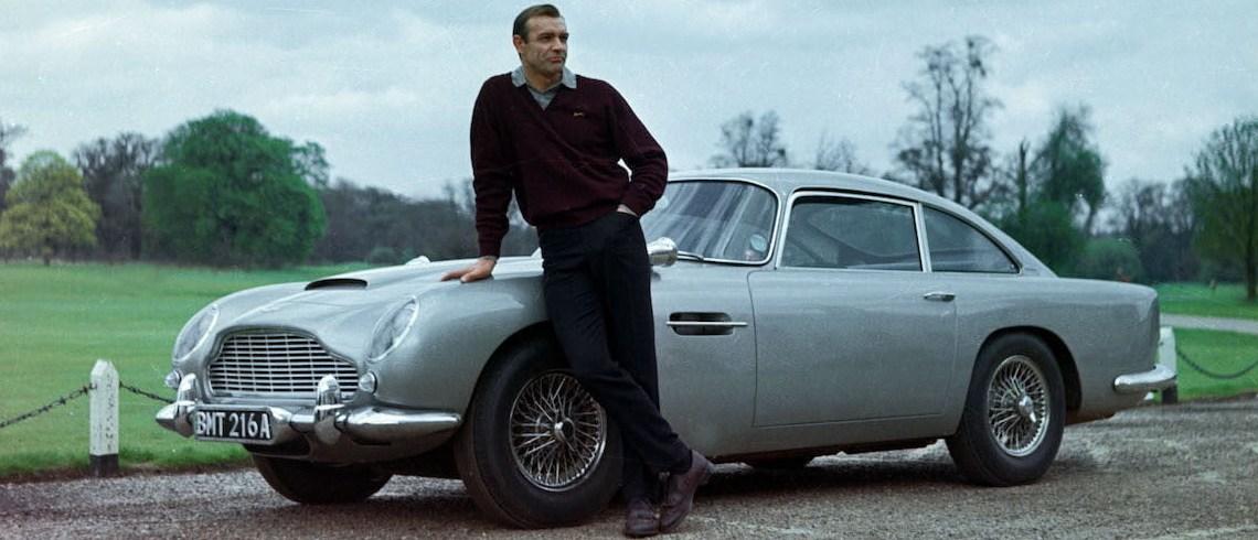 Společnost SPYSCAPE koupila Aston Martin Jamese Bonda a nabízí fanouškům příležitost tento veterán řídit