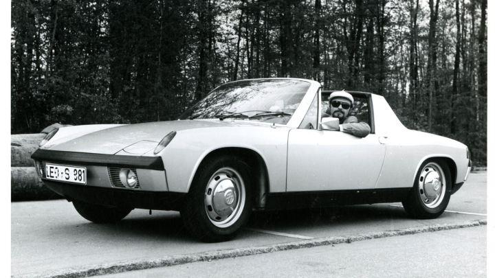 Moravská galerie objevuje brněnského designéra Jiřího Kuhnerta – autora Porsche 928