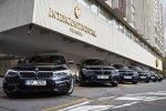 Hotel Intercontinental Praha bude využívat flotilu vozů BMW