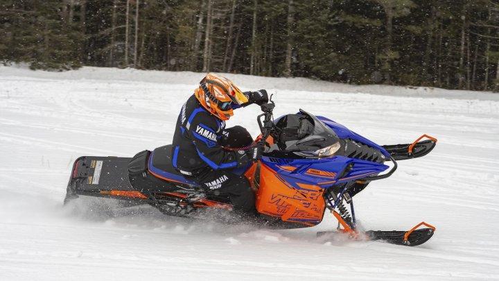 Yamaha představuje řadu sněžných skútrů pro rok 2020