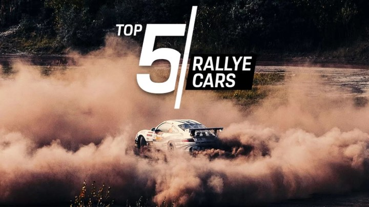 Walter Röhrl nás provede pěticí nejlepších rallye Porsche