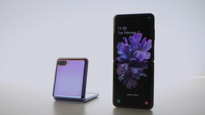 Telefon, který se dá přeložit… Samsung Galaxy Z Flip