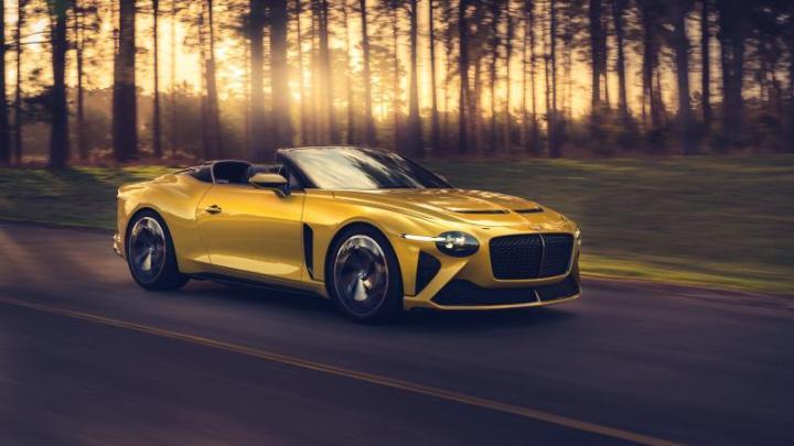 Bentley Motors představuje nový model Bacalar, který razí cestu pro návrat Bentley Mulliner na vrchol ve výrobě karoserií