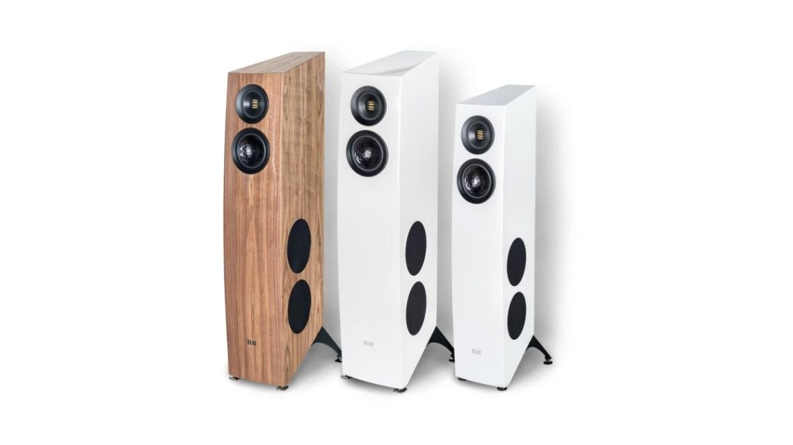 Exkluzivní design a zvuk: nové luxusní reprosoustavy Elac Concentro S 509