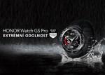 Zátěžové testy HONOR Watch GS Pro. Co vydrží outdoorové hodinky certifikované vojenskými standardy?