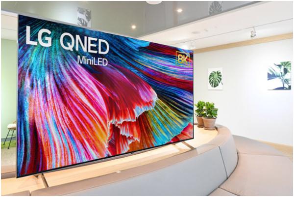 LG představuje svoje úplně první QNED Mini LED televizory