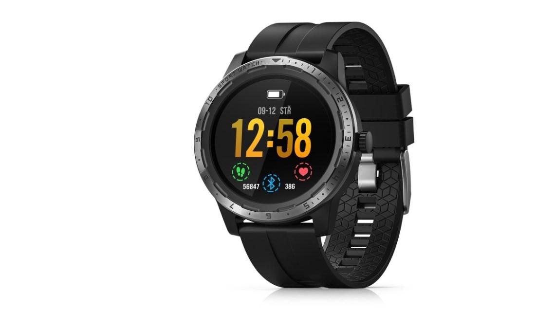 Niceboy X-fit Coach GPS jsou chytré hodinky s GPS. Stojí jen dva tisíce