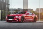 Tenhle Bentley Continental GT v davu rozhodně nezapadne!