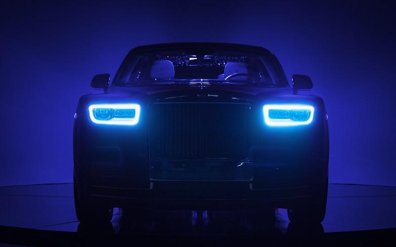 Koa Phantom je pátým vozem Rolls-Royce, který přibude do sbírky The JBS Collection vamerické Indianě