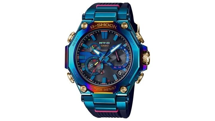 Casio uvede na trh nové hodinky řady G-SHOCK MT-G