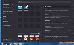 Pokki – Start menu của ứng dụng web trên Windows