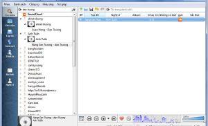 Clementine Player hỗ trợ nghe nhạc trực tuyến từ nhiều nguồn