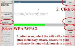Cách dễ dàng để hack mật khẩu Wifi
