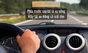 Hãy lái xe bằng cả trái tim