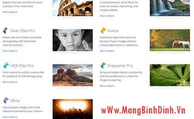 Nik Collection được Google chia sẻ miễn phí