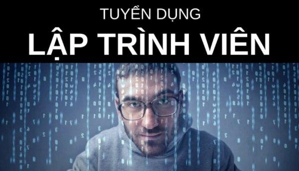 Tuyen Dung Lap Trinh Vien