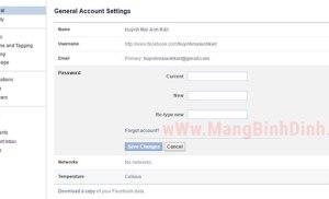 Khôi phục và giữ an toàn tài khoản Facebook khi bị tấn công
