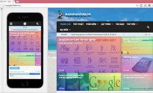 Blisk – Trình duyệt web cho nhà phát triển web