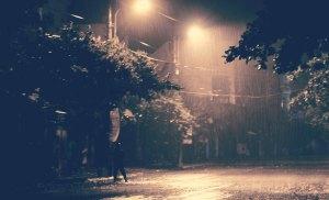 Tâm sự một đêm mưa