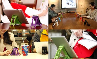 Sắm giá đỡ cho smartphone, tablet