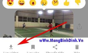 Cách tải video gửi qua Facebook Messenger