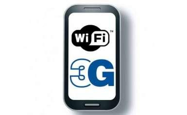 Xài internet trên điện thoại trong khi chờ wifi