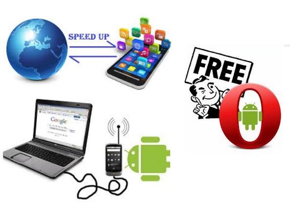 Tiết kiệm lưu lượng 3G, 4G trên thiết bị chạy Android