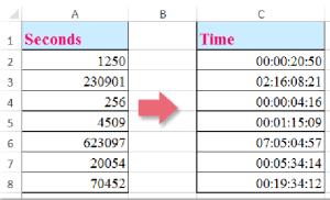 Đổi tổng số giây ra định dạng hh:mm:ss trong PHP
