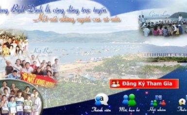 Mạng Bình Định đã sở hữu MangBinhDinh.Com