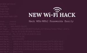 Phương pháp tấn công mới trên WPA/WPA2 giúp hack mật khẩu wifi vô cùng dễ dàng