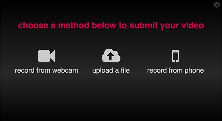 Chèn tính năng thu video lên trang web của bạn