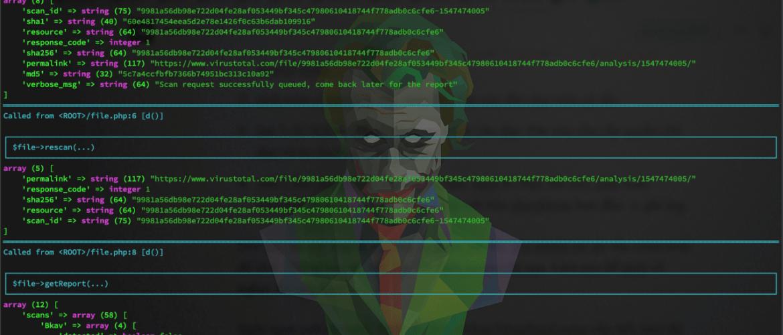 Quản lý file và dựng service quét mã độc định kỳ cho source-code sau khi deploy lên server