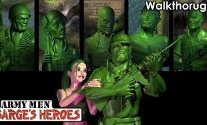 Game bắn súng – Army Men: Sarge's Heroes