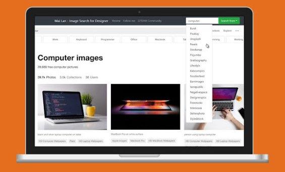 Mai Lan Image Search – Extension hỗ trợ tìm và tải ảnh chất lượng cao miễn phí