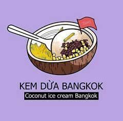 Kem dừa Bangkok Quy Nhơn