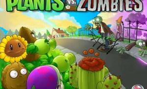 Plants vs Zombies: Ngăn chặn xác sống xâm nhập