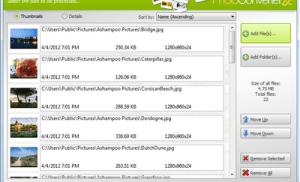 Ashampoo Photo Converter 2 công cụ chuyển đổi hình ảnh đa năng