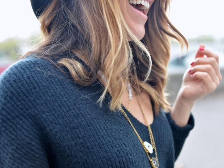 Look 11 gypsy and smile - MangeBrilleAime