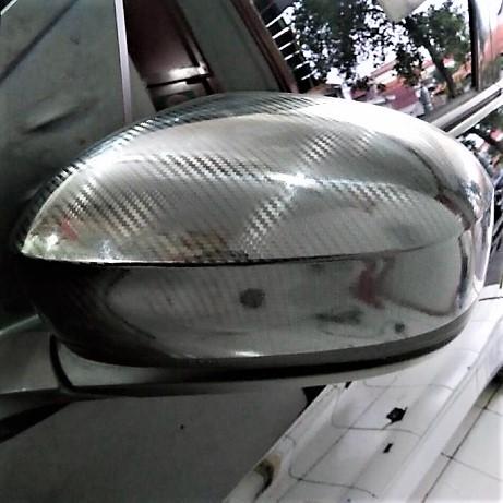 stiker carbon spion mobil bandung | 081227722792 | high gloss texture sticker