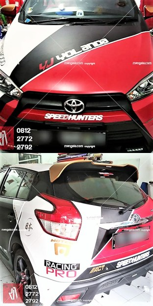cutting-stiker-mobil-bandung-yaris-yolanda-keren-mangele-sticker-pro