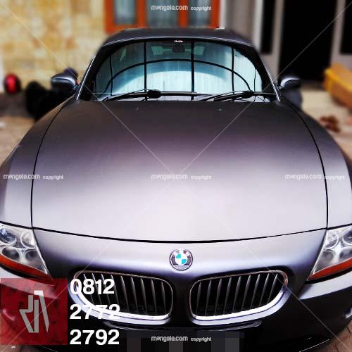 stikewrapping-stiker-mobil-bandung-bmw-z3-dark-grey-metalic-satin-keren-mangele-sticker-pror-mobil-bandung-full-wrapping-bmw-081227722792-mangele24