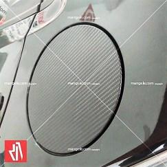 carbon stiker mobil bandung brio