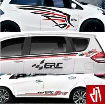 ERC Cutting Sticker Mobil